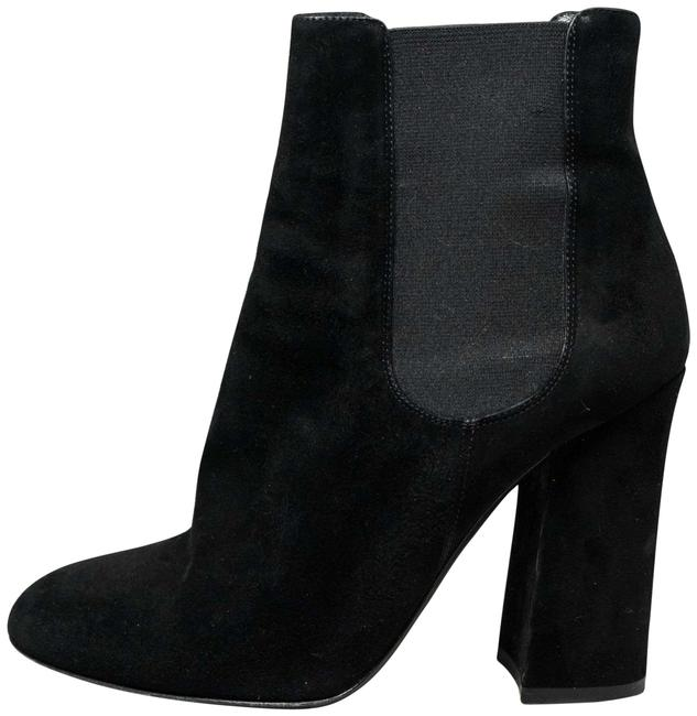 Dolce&Gabbana Black Chelsea Boots/Booties Size EU 37.5 (Approx. US 7.5) Regular (M, B) Dolce&Gabbana Black Chelsea Boots/Booties Size EU 37.5 (Approx. US 7.5) Regular (M, B) Image 1