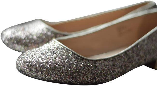 River Island Golden Multi Sparkle Glitters Gold Pumps Size EU 40 (Approx. US 10) Narrow (Aa, N) River Island Golden Multi Sparkle Glitters Gold Pumps Size EU 40 (Approx. US 10) Narrow (Aa, N) Image 1