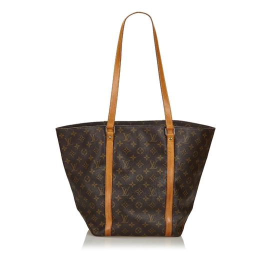 Preload https://img-static.tradesy.com/item/25589814/louis-vuitton-sac-shopping-monogram-48-france-large-brown-coated-canvas-leather-tote-0-0-540-540.jpg