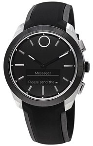 Movado Bold Motion Index Marker S-Steel B-Connected Quartz Men's Smart Watch