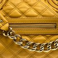 Marc Jacobs Leather Satchel in Yellow Image 7