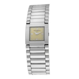 Baume & Mercier Authentic Ladies Baume & Mercier Hampton MV045219 Steel Quartz 21MM