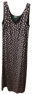 Navy Maxi Dress by United Colors of Benetton
