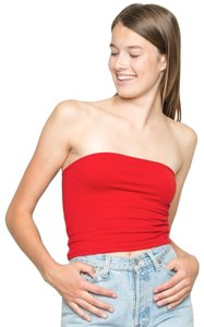Brandy Melville Top Red