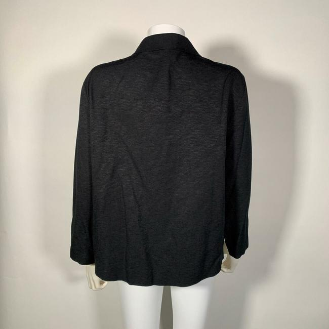 Eileen Fisher Black Blazer Image 1
