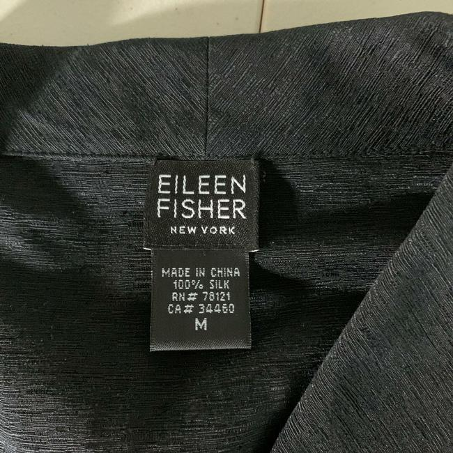 Eileen Fisher Black Blazer Image 3
