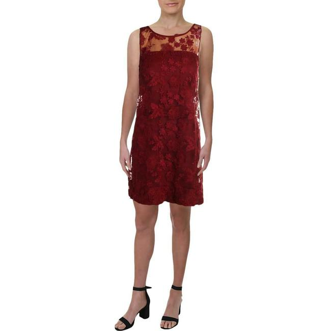 Signature by Robbie Bee Casual Evening Dress Image 1