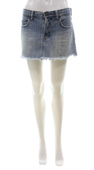 Abercrombie & Fitch Mini Skirt blue Image 6