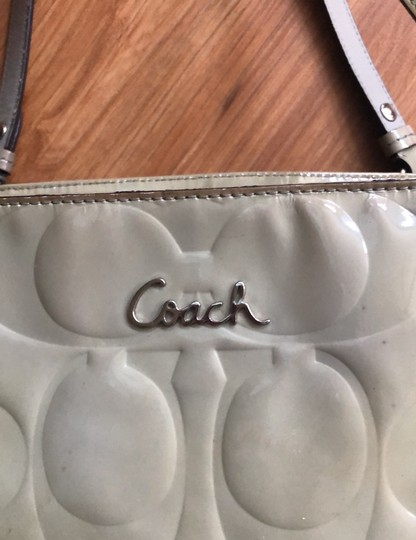 Coach Tote in Light Olive Green Image 1