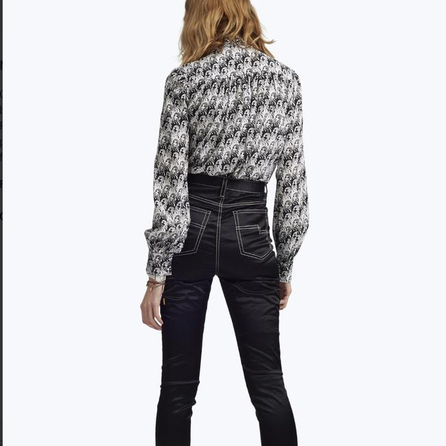 Marc Jacobs Top black and white Image 2