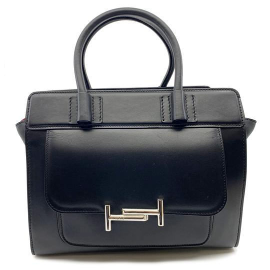 Preload https://img-static.tradesy.com/item/25592142/tod-s-bag-double-t-ladies-xbwamuu0200pup-b999-black-smooth-leather-tote-0-0-540-540.jpg