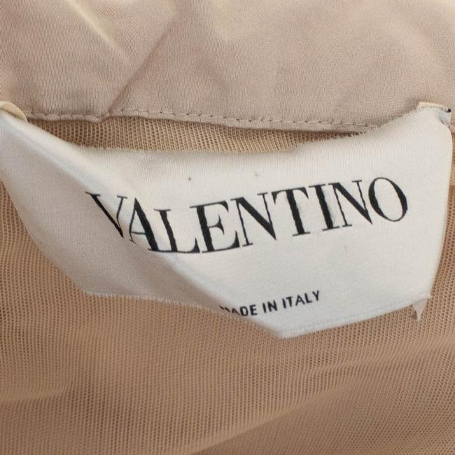 Valentino Silk Strapless Evening Gown Ball Gown Dress Image 5
