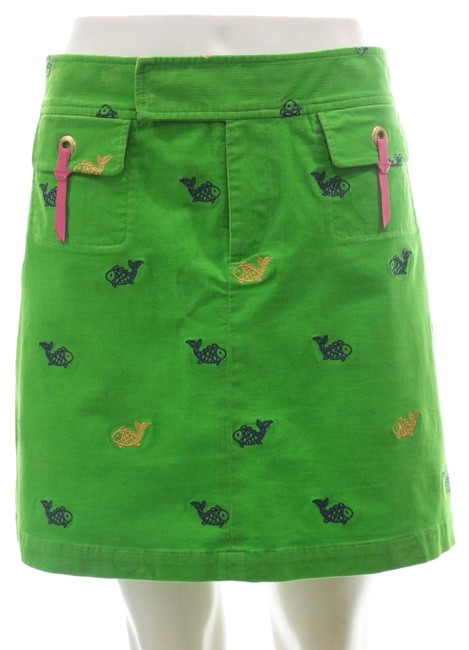 Preload https://img-static.tradesy.com/item/25592158/lilly-pulitzer-green-corduroy-with-fish-embroidery-skirt-size-6-s-28-0-1-650-650.jpg