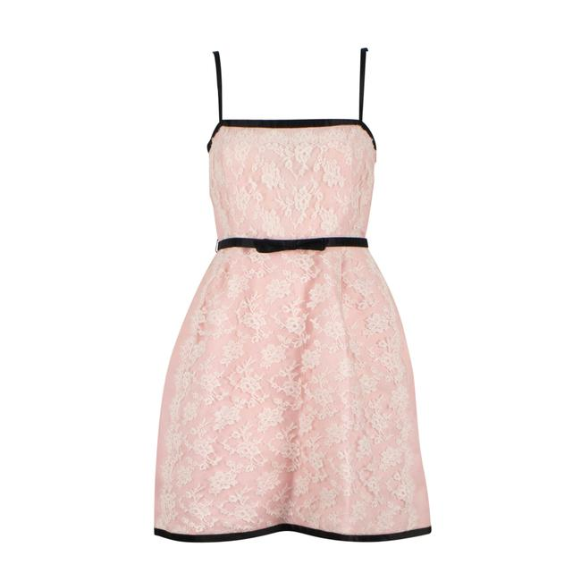 Preload https://img-static.tradesy.com/item/25592174/valentino-pink-lace-short-cocktail-dress-size-6-s-0-0-650-650.jpg