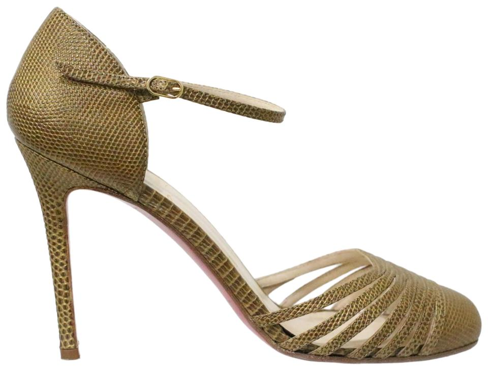 5798ce23018 Christian Louboutin Pumps Stiletto Regular (M, B) Up to 90% off at ...