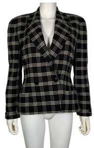 GY Wool Black Blazer