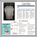 Calvin Klein Gold Speckled Neck Abstract Print Square Neckline Batwing Sleeves Cotton Top Ivory/White Image 10
