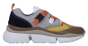 Chloé Sneakers Flats Sonnie Multicolor Athletic