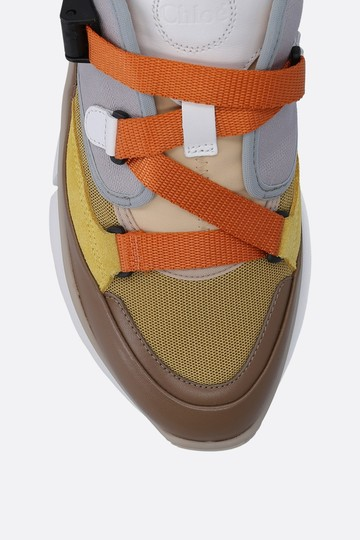 Chloé Sneakers Flats Sonnie Multicolor Athletic Image 3
