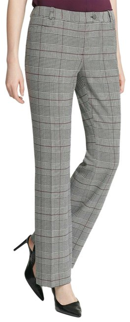 Calvin Klein Ankle Business Office Capri/Cropped Pants Grey Image 0