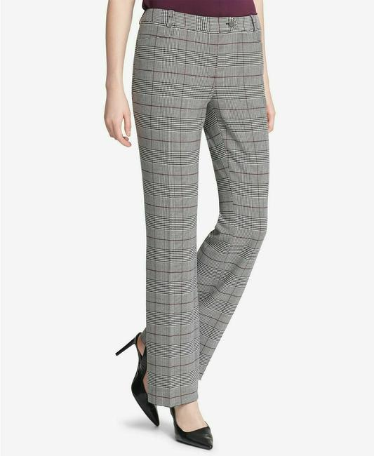 Calvin Klein Ankle Business Office Capri/Cropped Pants Grey Image 2