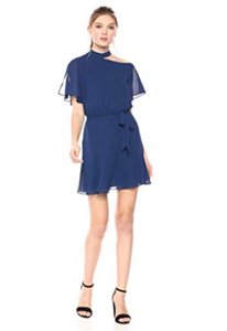 Ali & Jay short dress Blue Navy on Tradesy