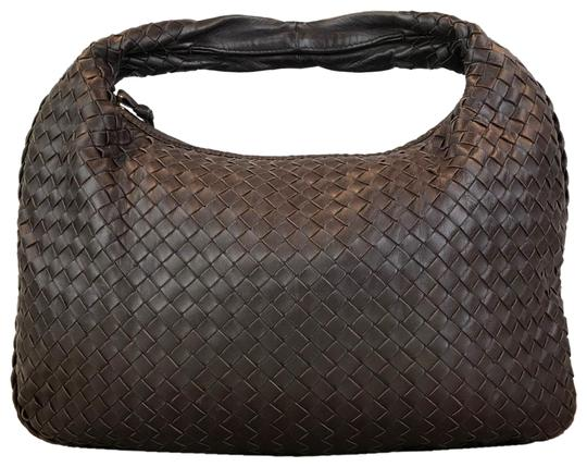 Preload https://img-static.tradesy.com/item/25592446/bottega-veneta-intrecciato-brown-leather-hobo-bag-0-1-540-540.jpg