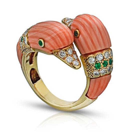 Preload https://img-static.tradesy.com/item/25592542/van-cleef-and-arpels-yellow-gold-a-coral-diamond-and-emerald-circa-1965-ring-0-0-540-540.jpg