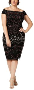 Adrianna Papell Plus Occasion Dress