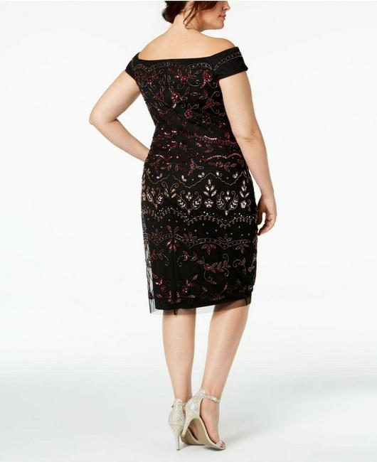 Adrianna Papell Plus Occasion Dress Image 1