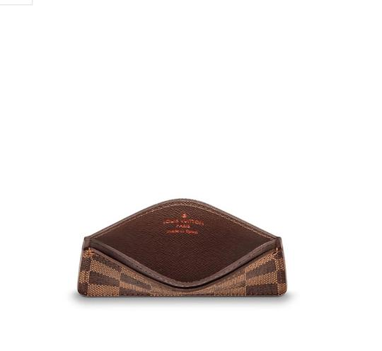 Louis Vuitton Damien Ebene card Holder Image 1