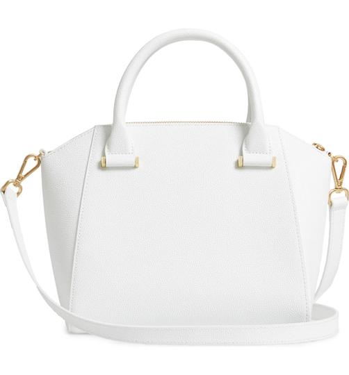 Ted Baker Pebbled Leather Crossbody Shoulder Bag Image 3