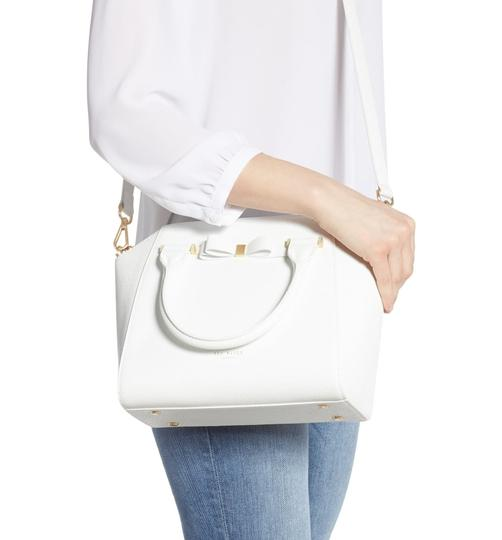 Ted Baker Pebbled Leather Crossbody Shoulder Bag Image 5