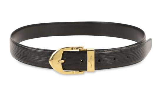 Louis Vuitton Epi Classique Leather Belt Image 1