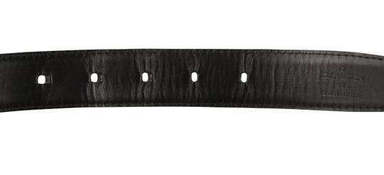 Louis Vuitton Epi Classique Leather Belt Image 11