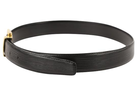 Louis Vuitton Epi Classique Leather Belt Image 4