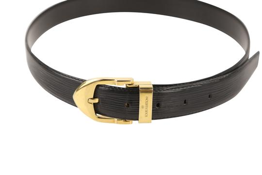Louis Vuitton Epi Classique Leather Belt Image 5