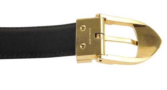 Louis Vuitton Epi Classique Leather Belt Image 7