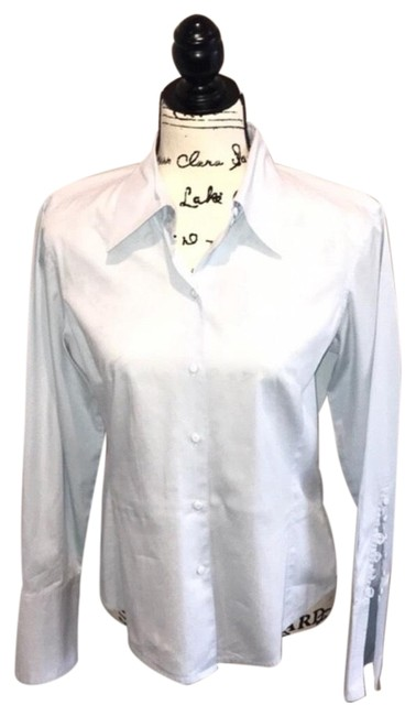 Preload https://img-static.tradesy.com/item/25592667/the-limited-baby-blue-stretch-button-down-shirt-blouse-size-8-m-0-1-650-650.jpg