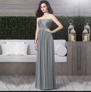 Dessy Monument Maracaine Jersey Formal Bridesmaid/Mob Dress Size 10 (M)