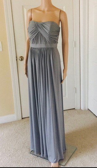 Dessy Monument Maracaine Jersey Formal Bridesmaid/Mob Dress Size 10 (M) Image 1