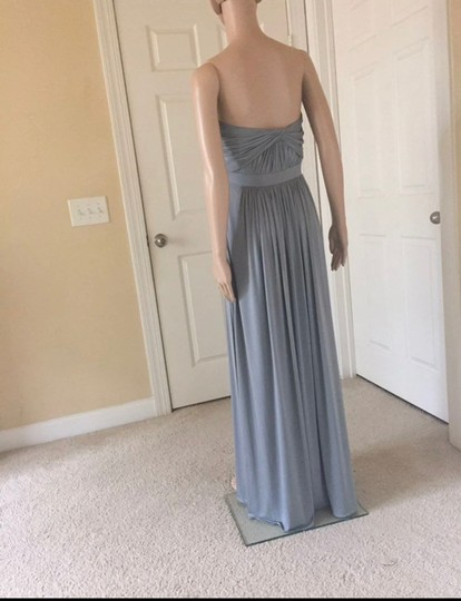 Dessy Monument Maracaine Jersey Formal Bridesmaid/Mob Dress Size 10 (M) Image 3