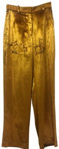 & Other Stories Wide Leg Pants Mustard