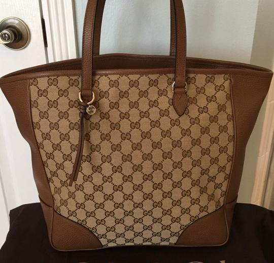 Gucci Tote in brown Image 3