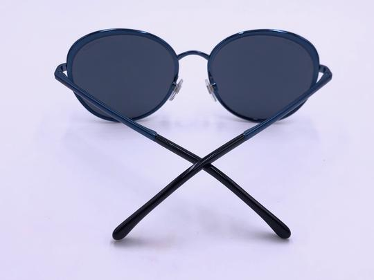 Chanel Chanel Round Mirrored Sunglasses 4206 c.469/z6 ITALY AUTHENTIC Image 5