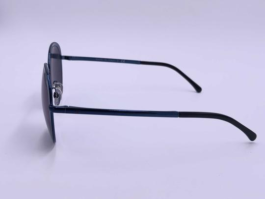 Chanel Chanel Round Mirrored Sunglasses 4206 c.469/z6 ITALY AUTHENTIC Image 6