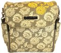 Petunia Pickle Bottom grey Diaper Bag Image 0