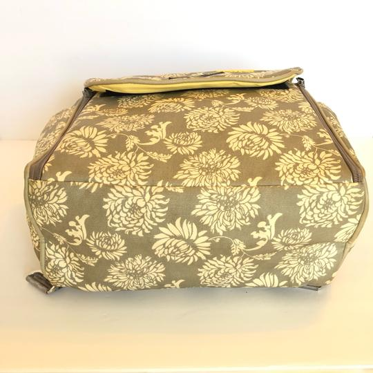Petunia Pickle Bottom grey Diaper Bag Image 3