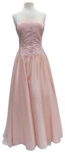 Forever Yours Vintage Long Bridesmaid Dress