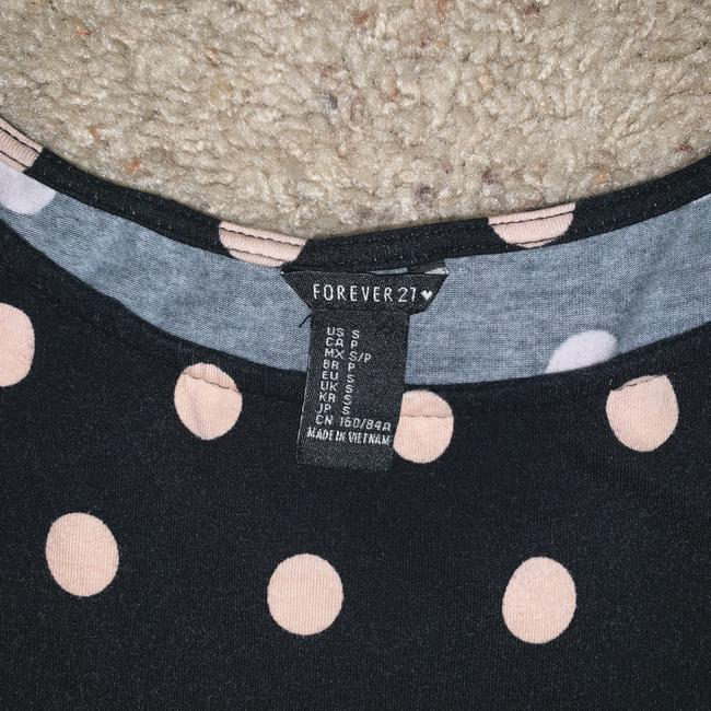 Forever 21 short dress Black and Baby Pink on Tradesy Image 2